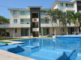 Zenharmony Suites, отель в городе Пуэрто-Вальярта