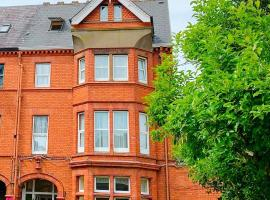 Redclyffe Guesthouse, guest house in Cork