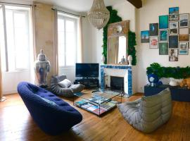 Appartement Jardin Public, hotel near Wine and Trade Museum, Bordeaux