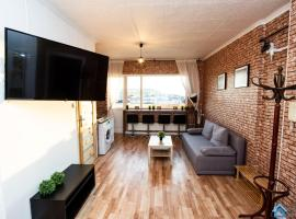 Gdynia City View Apartment, apartment in Gdynia