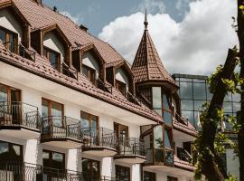 Krupówki 40 pokoje na wynajem, apartment in Zakopane