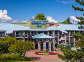 Accent Inns Vancouver Airport, hotel near Olympic Village Skytrain Station, Richmond