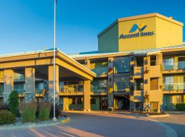 Accent Inns Kamloops, hotel in Kamloops