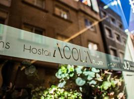 Acolá Rooms, hotel en Pontevedra