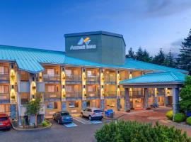 Accent Inns Kelowna, hotel in Kelowna