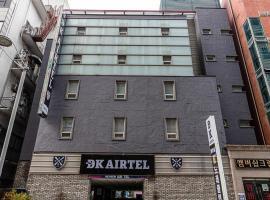 Incheon Airtel, hotel in Incheon