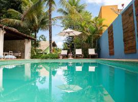 Calypso INN, hotel in Trancoso