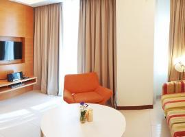 Cormar Suites, hotel in Kuala Lumpur