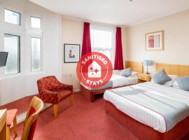 OYO New Dome Hotel, hotel in Southwark, London