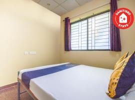 Vaccinated Staff- SPOT ON 70604 New Forever Next, hotel in Mangalore