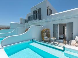 Lilly Residence-Sea View Suites, Adults Only, hotel near Paros Park, Naousa