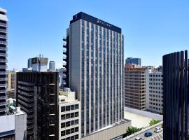 Hotel Elcient Osaka, hotel in Osaka