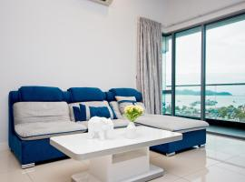 Imago The Loft Seaview City Suite, apartment in Kota Kinabalu
