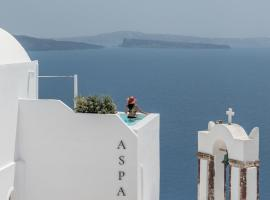 Aspaki by Art Maisons, hotel en Oia