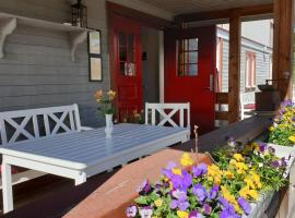 Hotell & Restaurang Ramudden, hotell nära Furuviksparken, Valbo
