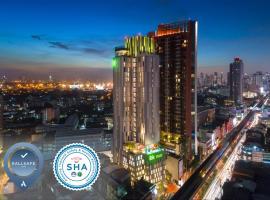 ibis Styles Bangkok Sukhumvit Phra Khanong, hotel near BTS-Bang Chak, Bangkok