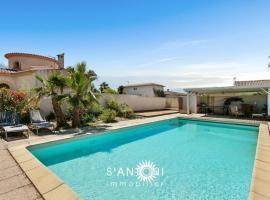 House Superbe villa a 150 m de la plage 4, villa in Le Grau-d'Agde