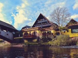 Das Waldhaus, hotel en Forbach