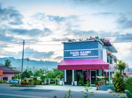 Cassa Kaseh Guest House, guest house in Pantai Cenang