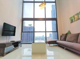 Icon Suites 3 @ Petaling Jaya - Duplex, homestay in Kuala Lumpur