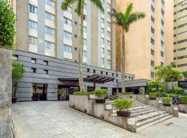 Pergamon SP Frei Caneca by Accor, hotel near Edifício Copan, São Paulo