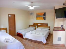 Hotel Liverpool, hotel in Ubatuba