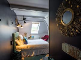Le Globe, hôtel à Meursault