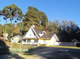 Villa Nick, self catering accommodation in Campos do Jordão