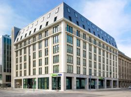 Holiday Inn Express - Berlin - Alexanderplatz, hotel in Mitte, Berlin