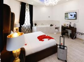 Escape Luxury Suite, hotel em Roma