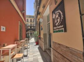 Feel Hostels City Center, hostelli Malagassa