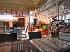 Hotel Bastion, hotel din Sinaia