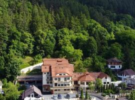 Hotel Kolping, hotel din Brașov