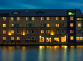Holiday Inn Express Cardiff Bay, an IHG hotel, hotel in Cardiff