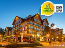 Hotel Laghetto Stilo Borges, luxury hotel in Gramado
