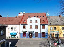 Hotel Panský dům, hotel v destinaci Kostelec nad Orlicí