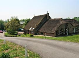 Hofstede Liesveld, villa in Groot-Ammers