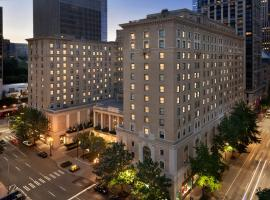 Fairmont Olympic Hotel, hotel in Seattle