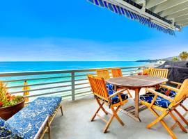 LB-775 - Laguna Beach Oceanfront, villa in Laguna Beach
