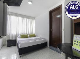 Ayenda 1030 Elegant Suite, hotel near El Dorado International Airport - BOG, Bogotá