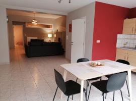 Superbe appartement de 65m2 proche de tout, apartment in Charleroi