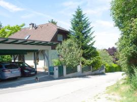 B&B Family Basement Apartment with Continental Breakfast, Free Parking, 5km from Tulln, Hotel in Chorherrn