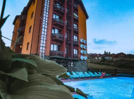 Alpin Hotel, отель в Буковеле
