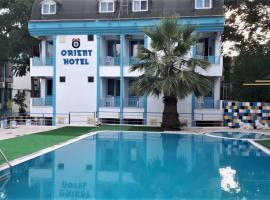 ORİENT HOTEL, отель в Памуккале