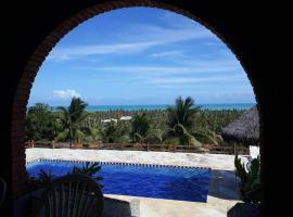 Maravilhosa Mansão na Praia de Ipioca, hotel with pools in Maceió