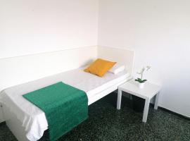 Habitación Zaragoza, Zaragoza Room, habitació en una casa particular a Saragossa