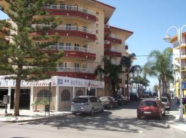 Hotel Costamar, viešbutis mieste Morčė
