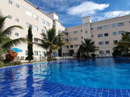 Hotel Encontro das Águas Resort, hotel in Caldas Novas