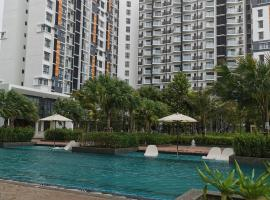 Timurbay Seafront Residence by Jomvacay, apartment in Kuantan