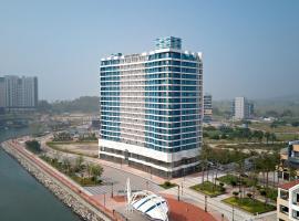 Ocean Soleview Hotel, hotel in Incheon